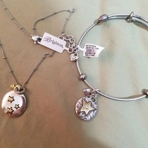 Brighton Necklace and Bangle NWT